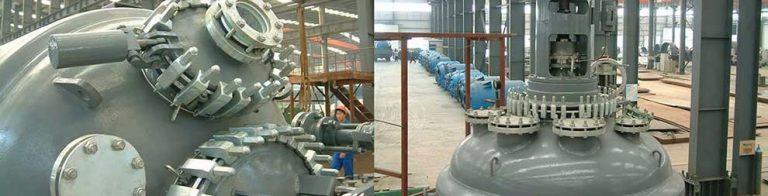 Предлагаем стальной эмалированный реактор серии FF по цене в 1,3 раза ниже его стандартной стоимости