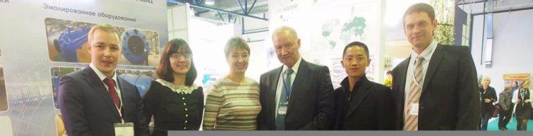 Наша компания участник международной выставки «Химия-2014»