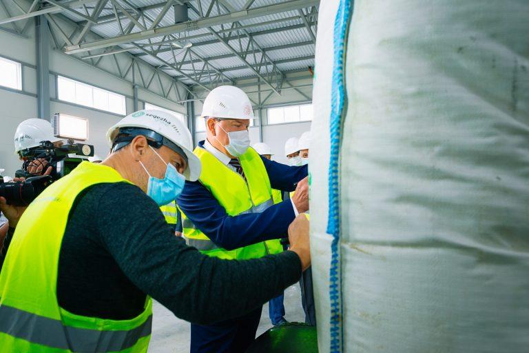 На Сокольском ЦБК будут обрабатывать вторичные отходы целлюлозы