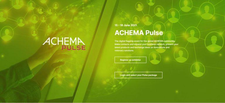 ГК ТЭФОС примет участие в международной выставке ACHEMA.